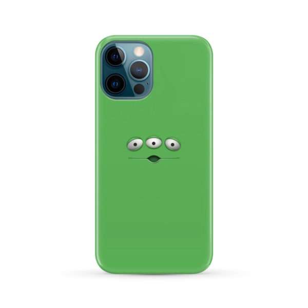 Toy Story Alien for Beautiful iPhone 12 Pro Max Case