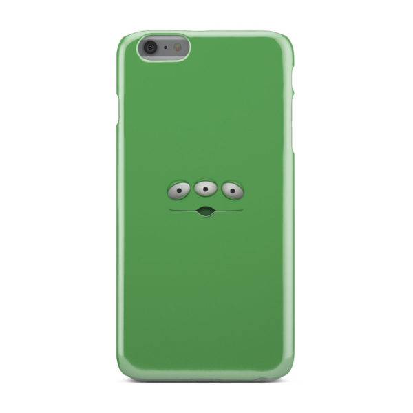 Toy Story Alien for Customized iPhone 6 Plus Case Cover