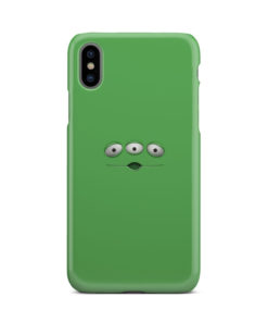 Toy Story Alien for Customized iPhone X / XS Case Cover