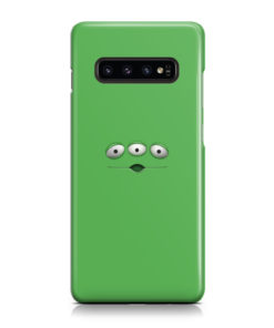 Toy Story Alien for Customized Samsung Galaxy S10 Case