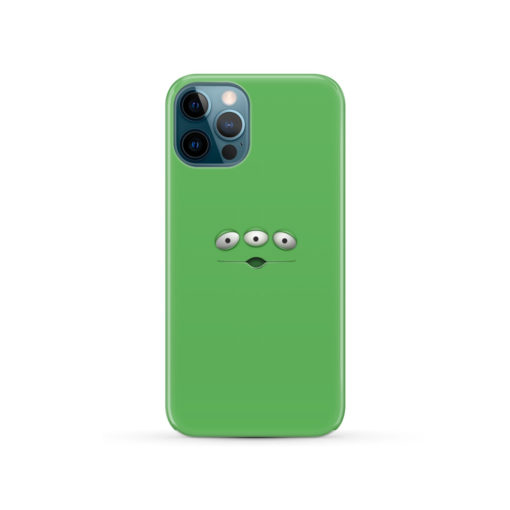 Toy Story Alien for Cute iPhone 12 Pro Case Cover