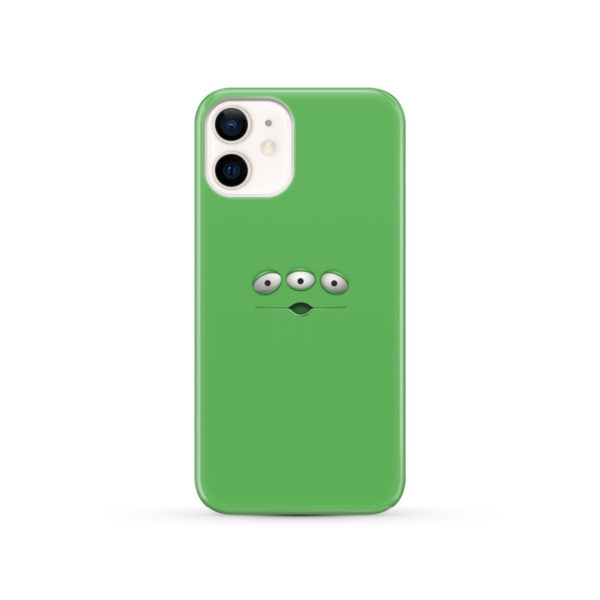 Toy Story Alien for Nice iPhone 12 Case Cover