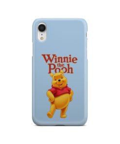 Winnie The Pooh for Best iPhone XR Case
