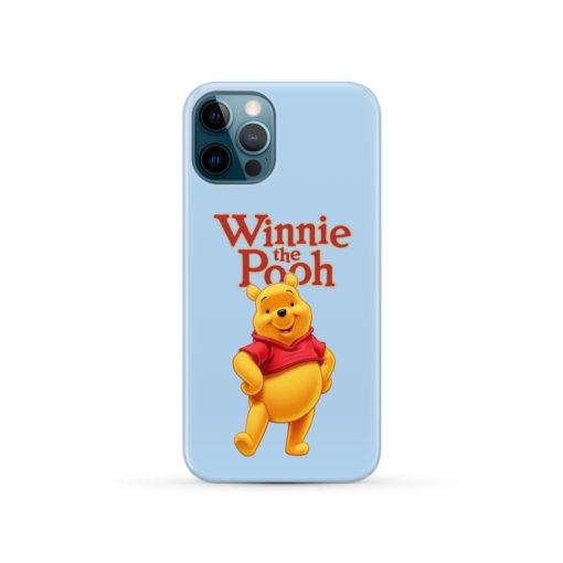 Winnie The Pooh for Cool iPhone 12 Pro Case