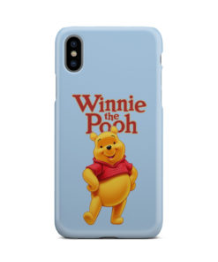 Winnie The Pooh for Cool iPhone X / XS Case