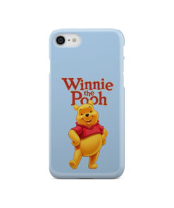 Winnie The Pooh for Custom iPhone SE 2020 Case Cover