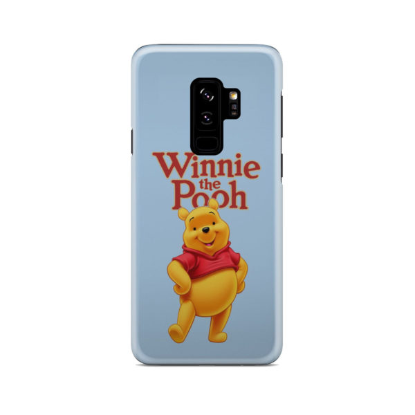 Winnie The Pooh for Custom Samsung Galaxy S9 Plus Case Cover