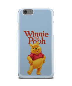 Winnie The Pooh for Customized iPhone 6 Case