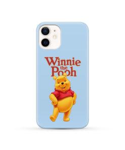 Winnie The Pooh for Cute iPhone 12 Case Cover