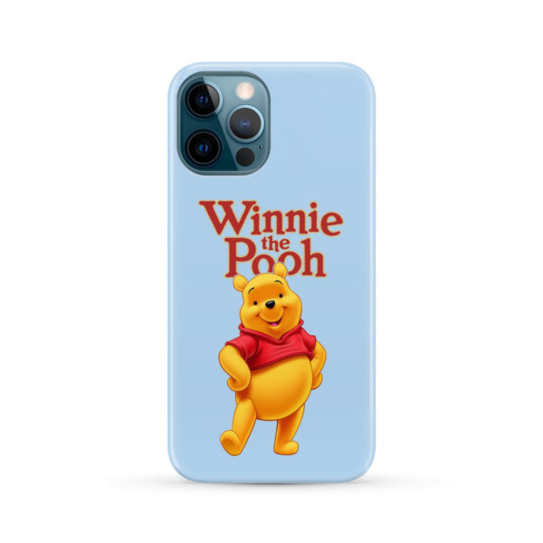 Winnie The Pooh for Newest iPhone 12 Pro Max Case Cover