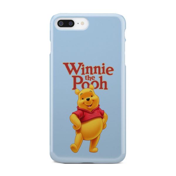Winnie The Pooh for Newest iPhone 8 Plus Case Cover