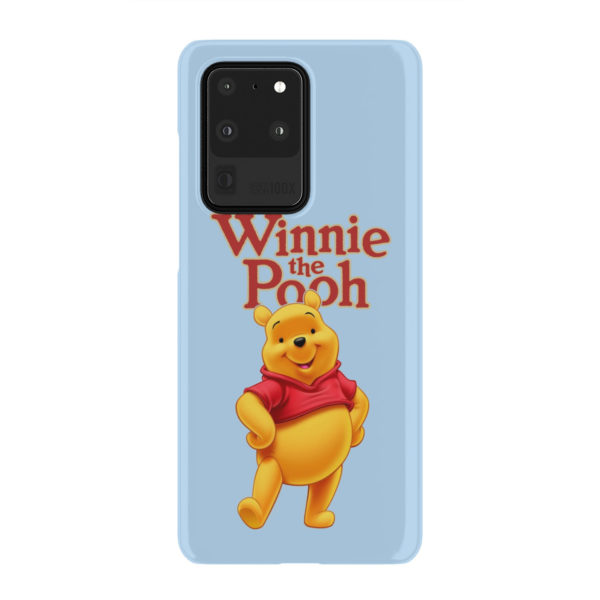 Winnie The Pooh for Newest Samsung Galaxy S20 Ultra Case