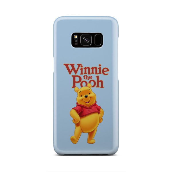 Winnie The Pooh for Nice Samsung Galaxy S8 Case