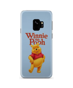Winnie The Pooh for Personalised Samsung Galaxy S9 Case