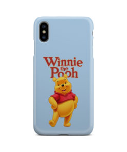 Winnie The Pooh for Simple iPhone XS Max Case Cover