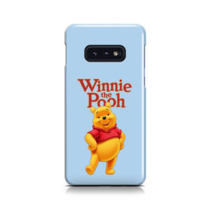 Winnie The Pooh for Stylish Samsung Galaxy S10e Case Cover