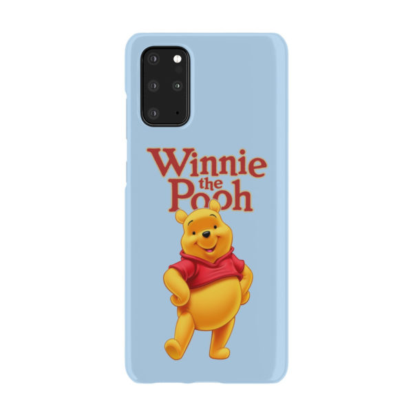 Winnie The Pooh for Unique Samsung Galaxy S20 Plus Case Cover