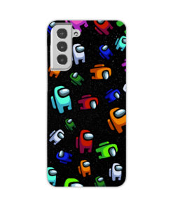 Among Us Pattern for Custom Samsung Galaxy S21 Case
