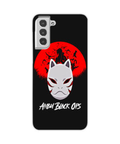 Anbu Black Ops Naruto for Personalised Samsung Galaxy S21 Case Cover