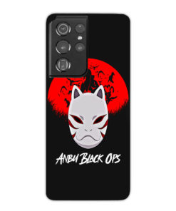 Anbu Black Ops Naruto for Stylish Samsung Galaxy S21 Ultra Case Cover