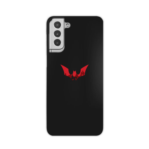 Batman Red Logo for Cool Samsung Galaxy S21 Plus Case Cover