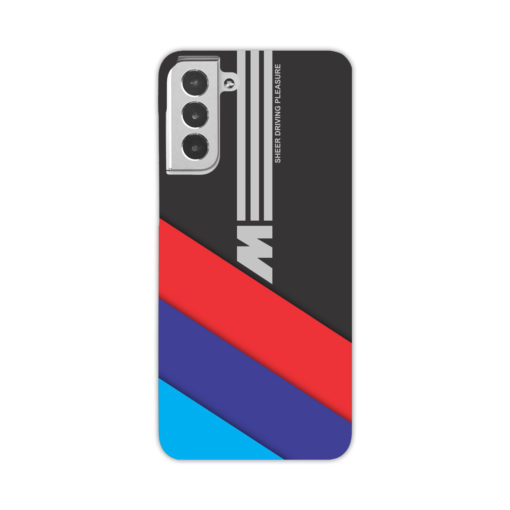 BMW M Sport Sheer Driving Pleasure for Customized Samsung Galaxy S21 Case Cover