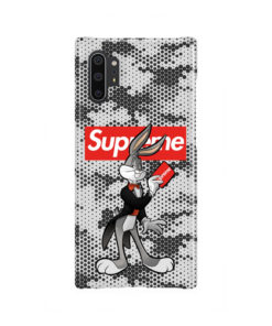 Bugs Bunny Rabbit Supreme for Amazing Samsung Galaxy Note 10 Plus Case