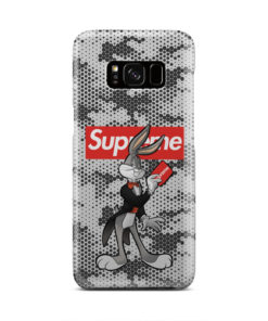 Bugs Bunny Rabbit Supreme for Amazing Samsung Galaxy S8 Case Cover