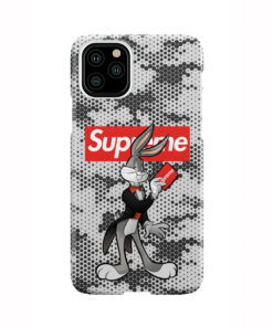 Bugs Bunny Rabbit Supreme for Best iPhone 11 Pro Case