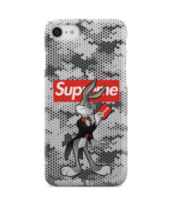 Bugs Bunny Rabbit Supreme for Customized iPhone 7 Case Cover