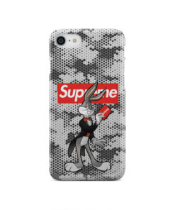 Bugs Bunny Rabbit Supreme for Customized iPhone SE 2020 Case Cover