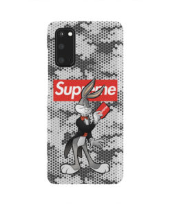 Bugs Bunny Rabbit Supreme for Customized Samsung Galaxy S20 Case