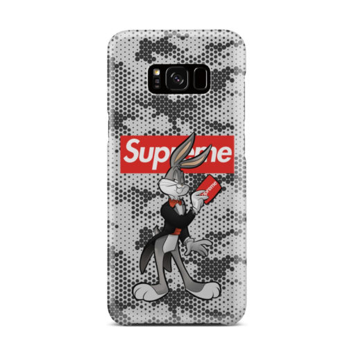 Bugs Bunny Rabbit Supreme for Customized Samsung Galaxy S8 Plus Case Cover