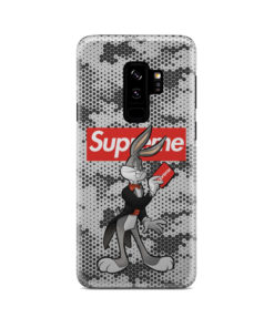 Bugs Bunny Rabbit Supreme for Customized Samsung Galaxy S9 Plus Case Cover