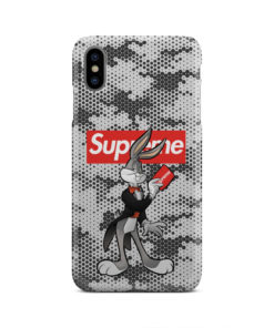 Bugs Bunny Rabbit Supreme for Newest iPhone XS Max Case