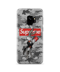 Bugs Bunny Rabbit Supreme for Newest Samsung Galaxy S9 Case