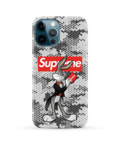 Bugs Bunny Rabbit Supreme for Nice iPhone 12 Pro Max Case