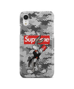 Bugs Bunny Rabbit Supreme for Nice iPhone XR Case Cover