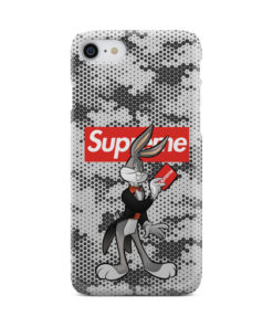 Bugs Bunny Rabbit Supreme for Personalised iPhone 8 Case Cover