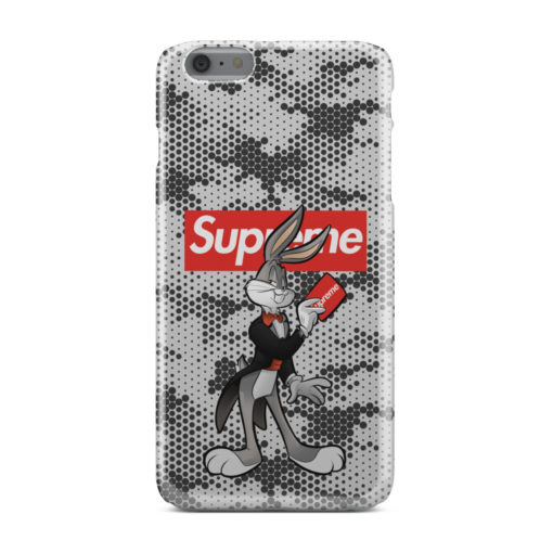 Bugs Bunny Rabbit Supreme for Stylish iPhone 6 Plus Case Cover
