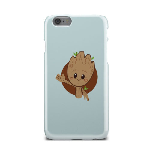 Cute Baby Groot for Amazing iPhone 6 Case