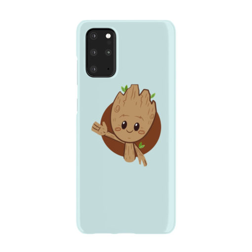 Cute Baby Groot for Amazing Samsung Galaxy S20 Plus Case Cover