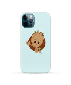 Cute Baby Groot for Best iPhone 12 Pro Case