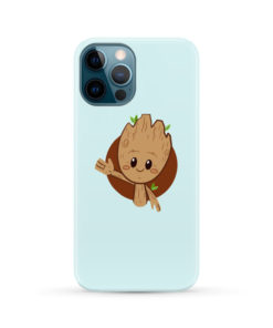 Cute Baby Groot for Custom iPhone 12 Pro Max Case