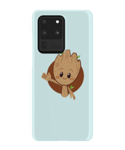 Cute Baby Groot for Customized Samsung Galaxy S20 Ultra Case