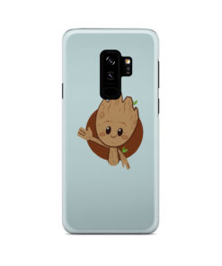 Cute Baby Groot for Customized Samsung Galaxy S9 Plus Case