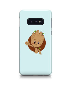 Cute Baby Groot for Nice Samsung Galaxy S10e Case Cover