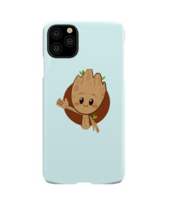 Cute Baby Groot for Stylish iPhone 11 Pro Max Case