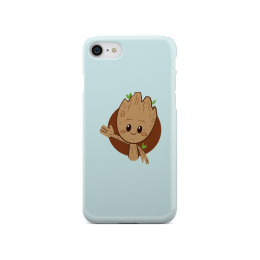 Cute Baby Groot for Trendy iPhone SE 2020 Case