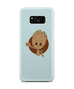 Cute Baby Groot for Trendy Samsung Galaxy S8 Plus Case Cover